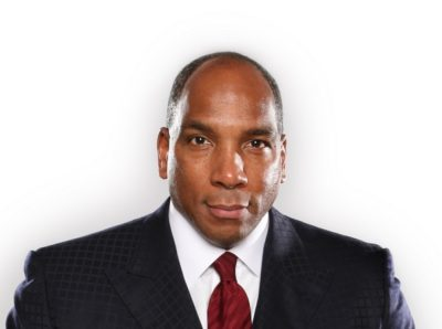 "Earl ""Butch"" Graves Jr., President & Chief Executive Officer, Black Enterprise"