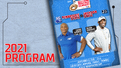 Check out the 60-page full color SHC Game Program